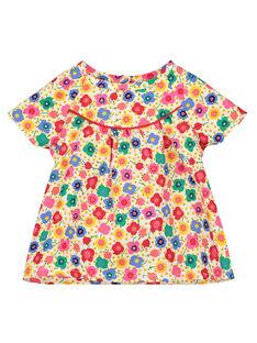 Camisa estampado bebé menina FICOCHEM / 19SG0981CHE000