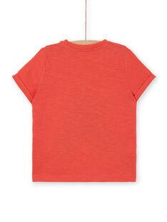 T-shirt de mangas curtas LOROUTI / 21S902K1TMCE414