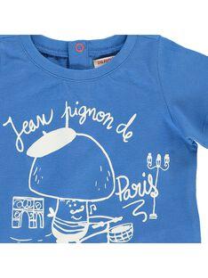 Baby boys' short-sleeved T-shirt CUJOTI1 / 18SG10R1TMC201