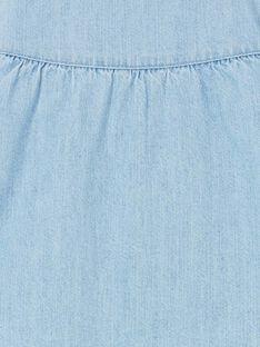 Casaco de ganga azul bebé menina LICANVEST / 21SG09R1VESP272