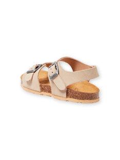 Sandálias bege menino LGNUBEIGE / 21KK3653D0E080