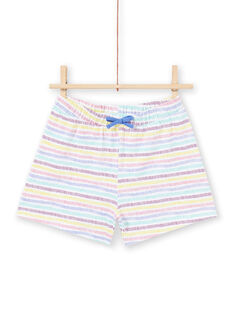 Pijama calções unicórnios menina MEFAPYJRAY / 21WH1131PYJ000
