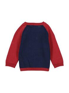 Camisola de malha bebé menino FUBAPUL / 19SG1061PULF509