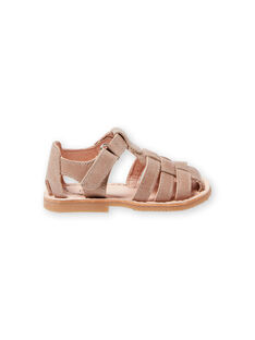Sandálias toupeira bebé menino LBGSANDTEO / 21KK3857D0E803