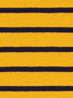 Camisola interior amarelo KUJOSOUP1 / 20WG1042SPLB106