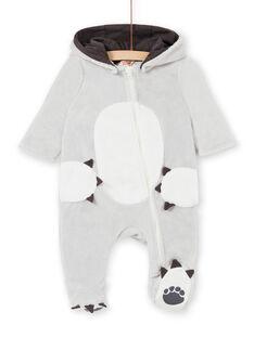 Sobrepijama recém-nascido menino padrão coala KEGASURPYJ / 20WH14C1SPYJ906