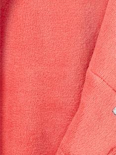 Macacão com capuz vermelho bebé menino LUNOCOM / 21SG10L1CBL410