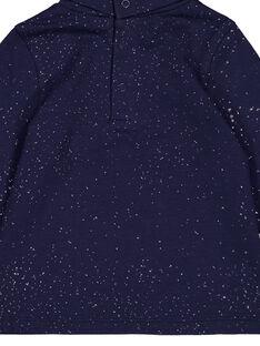 Camisola interior Azul-marinho GIJOSOUP2 / 19WG09L3SPL070
