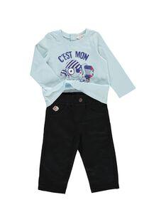 Baby boys' set CUBENENS / 18SG10G1ENS218