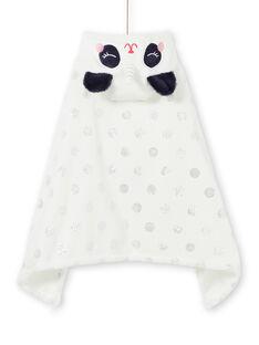 Capa criança menina em soft boa panda unicórnio LEFACAPAND / 21SH1111CPE001