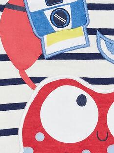 T-shirt Mangas Curtas Cru JUCEATI2 / 20SG10N1TMC001