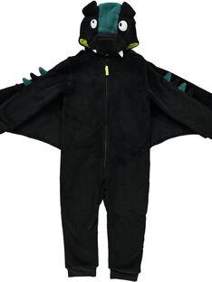 Sobrepijama morcego em soft boa criança menino GEGOSURCHAU / 19WH12N1D4F090