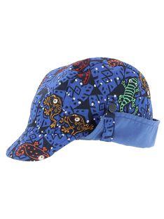 Baby boys' soft cap CYUGAUCHA / 18SI10L1CHA099