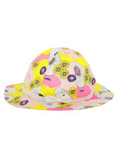 Chapéu estampado menina FYAPOHAT1 / 19SI01C1CHA099