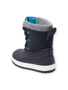 Botas de neve azul-marinho menina GBGMONTGI / 19WK38W3D3N070