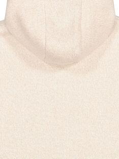 Capa em lã bebé menina FIBACAPE / 19SG09X1CPE001