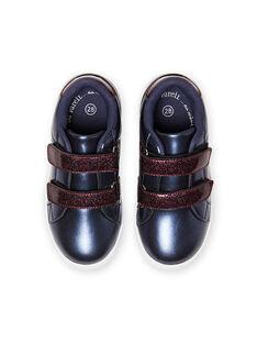 Sapatilhas azul-marinho menina MABASMARION / 21XK3571D3F070