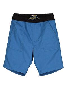 Bermudas Azul vivo GOBLEBER / 19W90292BERC232