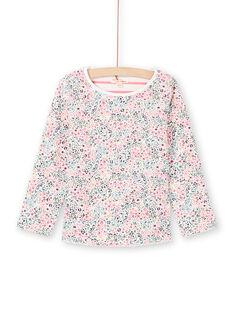 T-shirt mangas compridas reversível menina MAKATEE1 / 21W901I4TML001