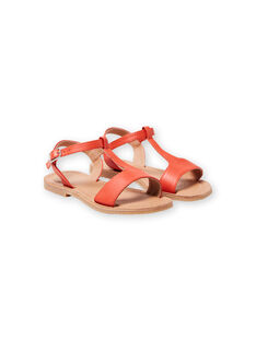 Sandálias laranja menina LFSANDMADDIE / 21KK3551D0E400