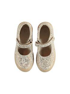 Sapatos salomé Ouro JFBABMATER / 20SK35Y2D13954