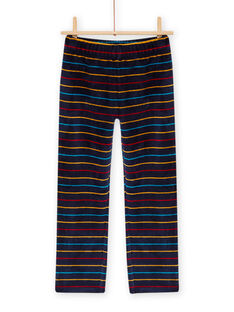 Conjunto pijama com padrão de dinossauro fosforescente menino MEGOPYJDIN / 21WH1293PYJ705