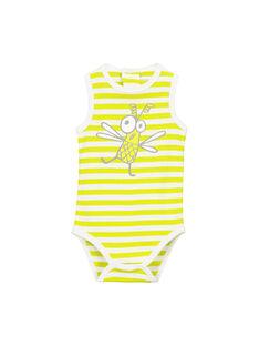 Body bebé menino FEGABODBOU / 19SH14I7BDL099