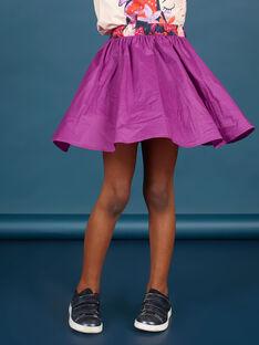 Saia estilo patinadora reversível menina MAPAJUP / 21W901H1JUPC205