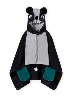 Capa de noite coala em soft boa menino MEGOCAPKOA / 21WH1291CPEJ903