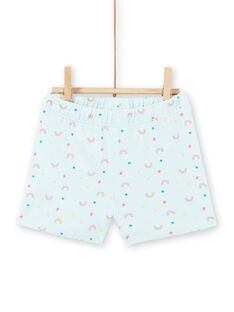 Pijama azul bebé menina LEFIPYJNUI / 21SH13C1PYJC218