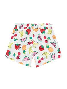 Off white Shorts JAJERSHORT1 / 20S901T6D30001