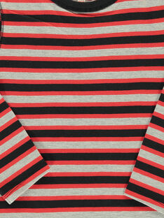 Boy's striped T-shirt DOROUTEE6 / 18W90226TML099