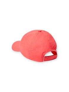 Boné vermelho criança menina LYAHACAP / 21SI01X1CHAF506