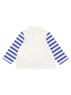 Camisola interior em jersey bebé menino GUBLASOUP / 19WG10S1SPL001