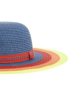 Girls' colourful hat CYABUHAT / 18SI01K2CHA099