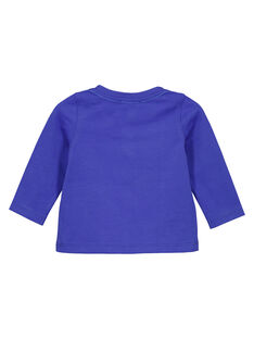 Camisa tunisina íris bebé menino GUVIOTEE2 / 19WG10R2TML706