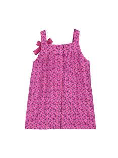 Vestido fantasia bebé menina FIJOROB9 / 19SG09G4ROB712