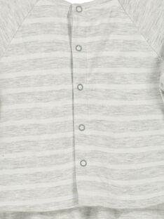 Conjunto algodão bebé unissexo FOU1ENS6 / 19SF0516ENS099