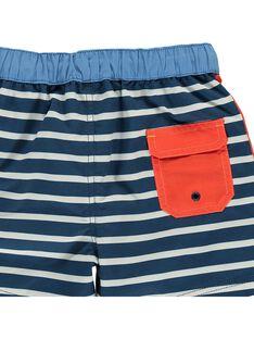 Boys' swim shorts CYOMERBOX2 / 18SI0284MAI720
