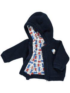 Baby boys' hoodie CUKLEVES / 18SG10D1VES705