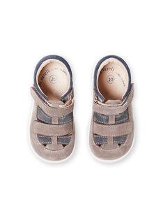 Salomés cinzento bebé menino LBGSALGREY / 21KK3831D13940