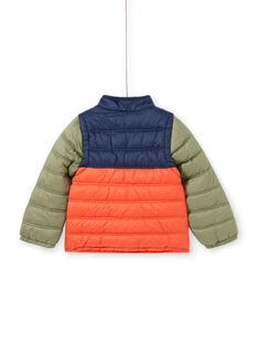 Blusão criança menino LOGRODOU1 / 21S902R3BLO705