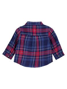 Camisa Azul-marinho GUTRICHEM / 19WG10J1CHM070