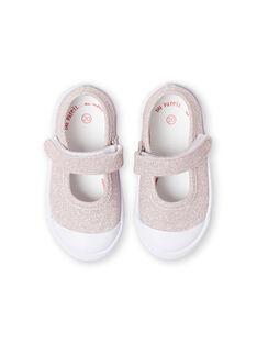 Babies rosa com purpurinas bebé menina LBFBABLUREX / 21KK3742D17301