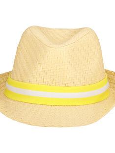 Baby boys' fancy hat FYUPOCHA / 19SI10C1CHA009
