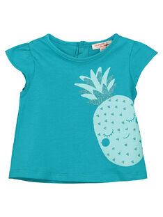 T-shirt fantasia bebé menina FIJOTI7 / 19SG09G2TMC202