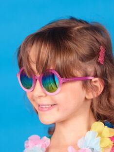 Óculos de sol rosa criança menina LYAMERLUN2 / 21SI01D2LUN304