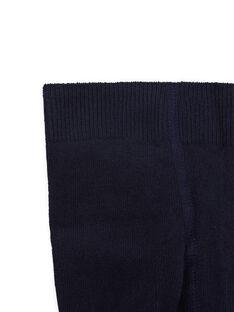 Collants azul-marinho bebé menina KYIESCOL2 / 20WI0983COL070