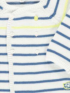 Baby boys' cardigan CCGGILET1 / 18SF04B1GIL099