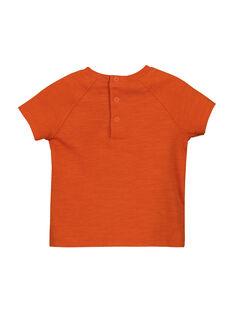 T-shirt fantasia bebé menino FUBATI / 19SG1061TMC409
